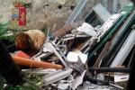 Stoccaggio illecito di rifiuti speciali in pieno centro