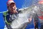 Valentino Rossi torna a vincere