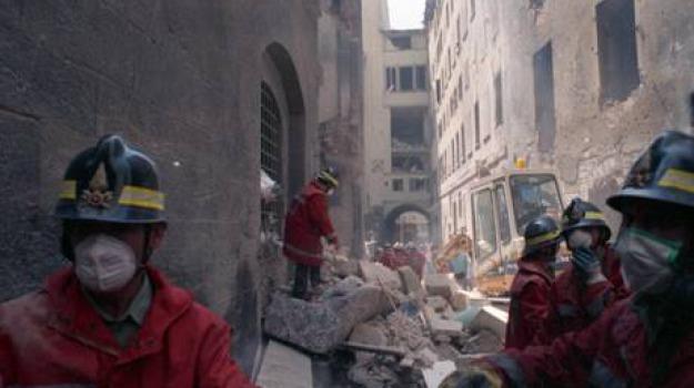 assolto, francesco travaglia, via dei georgofili, Sicilia, Archivio