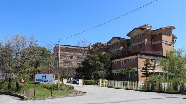 giovanni manoccio, ospedale lungro, Sicilia, Archivio
