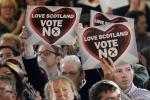 La Scozia dice no Cin cin delle Borse