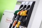 Benzina, consumi in calo dell'1,4%