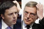 "Renzi alla minoranza Pd: ""Cascate male"""