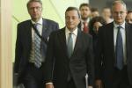 Draghi, la ripresa perde impulso