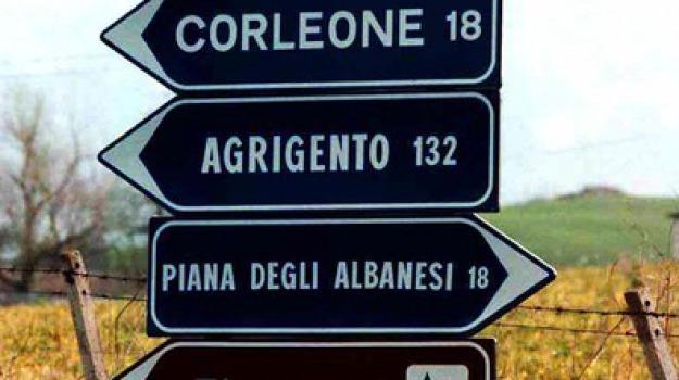 corleone, Sicilia, Archivio