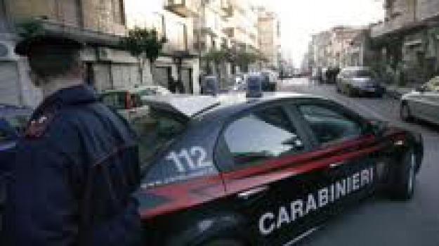 aggressione, arresto, carabinieri, san sosti, Calabria, Archivio