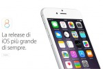Apple ritira l'aggiornamento iOS 8