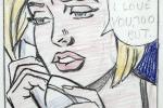 Roy Lichtenstein in mostra a Torino