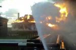 Due ministri preoccupati per danni ambientali Le reazioni all'incendio