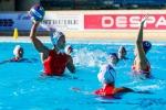 Coppa Italia, Wp Messina subito sugli scudi
