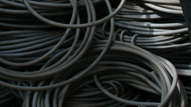 furto di cavi di rame, polistena, Reggio, Archivio