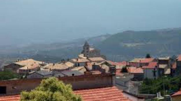 cerisano, comune, dissesto, Calabria, Archivio