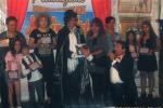 """Gran Galà della premiazione della Rassegna canora a squadre """"Noi in arte beachwear 2014"""""""