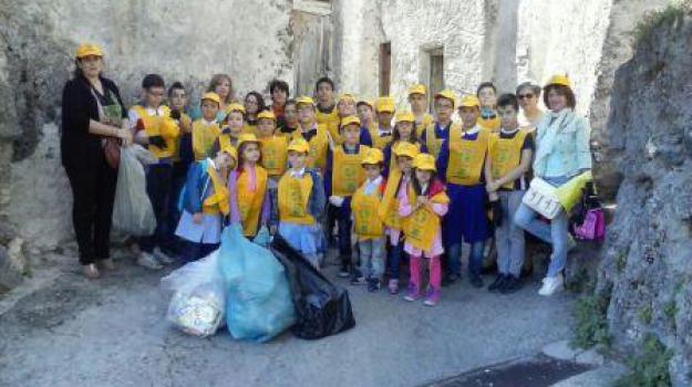 legambiente, puliamo il mondo, saracena, Sicilia, Archivio