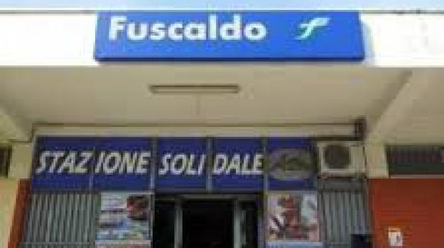 fuscaldo, il segno, stazione, Sicilia, Archivio