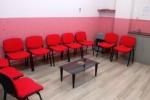Pagamento tributi nuova sala d'attesa