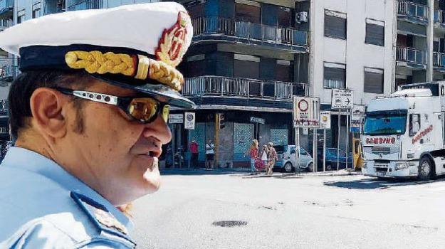 ferlisi, mercati, messina, spaccio droga, vigili urbani, Messina, Archivio