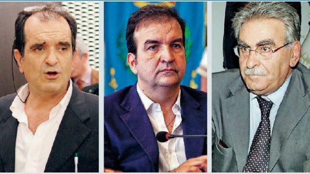 elezioni provincia, Calabria, Archivio
