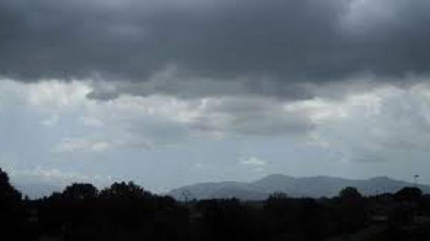 allerta meteo, comune rossano, Sicilia, Archivio