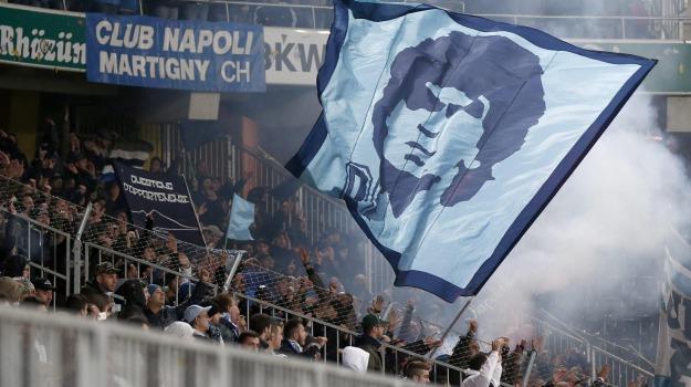 europa league, napoli, Sicilia, Archivio, Sport