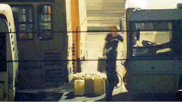 furto gasolio atm, Messina, Archivio