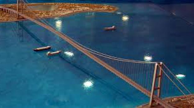 ponte sullo stretto, Messina, Calabria, Archivio, Cronaca