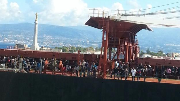 migranti liberia, Messina, Archivio