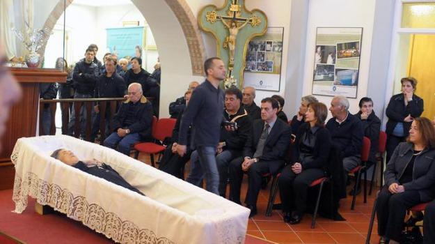 beatificazione, la mistica di paravati, natuzza evolo, Calabria, Archivio