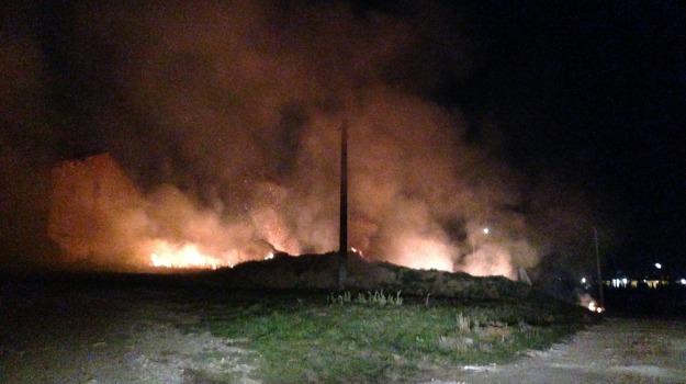 incendi, rende, statale 18, Calabria, Archivio