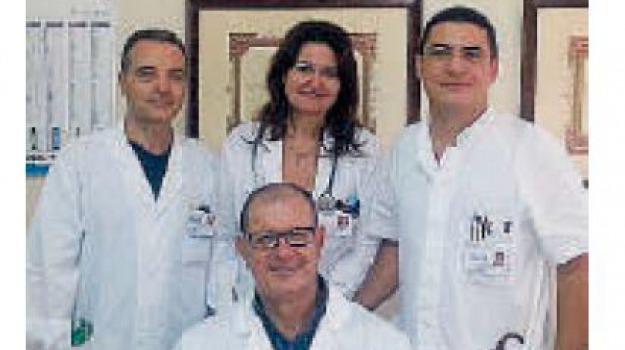 giuseppe casablanca, tumore polmonare, Messina, Archivio