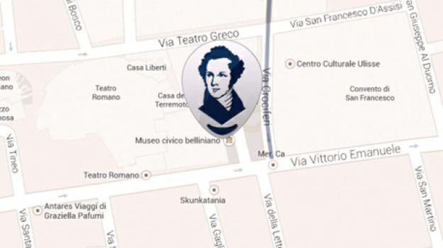 app, bellini, Sicilia, Cultura