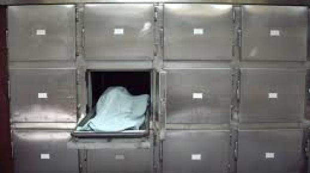 autopsia, morti, obitorio, policlinico, Messina, Archivio