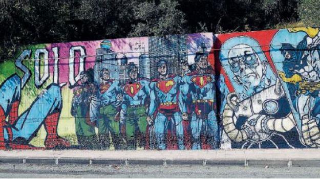 giardini naxos, street art, Sicilia, Archivio, Cultura