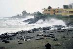 """Erosione della costa messinese, a Galati uno """"scudo"""" da 400 metri"""