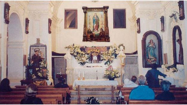 altare, dipinto, prete, Cosenza, Calabria, Archivio