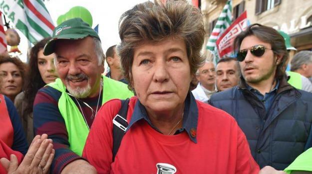 5 dicembre, cgil, sciopero generale, Sicilia, Archivio, Cronaca