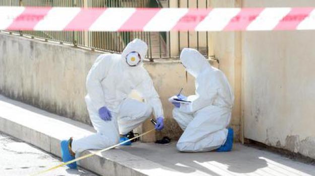 omicidio loris, Messina, Archivio