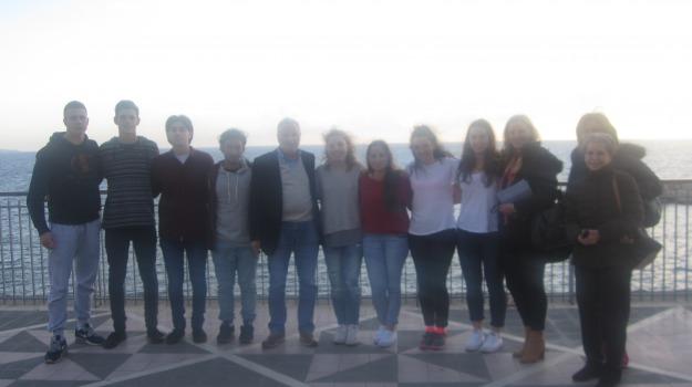 diamante, liceo scorza cs, studenti australia, Sicilia, Archivio