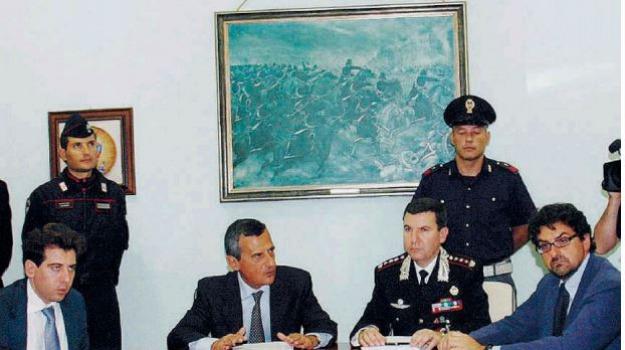 op. gramigna, Messina, Archivio