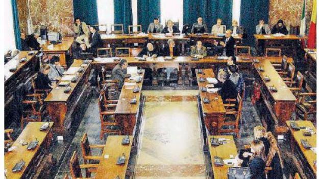 consiglio comunale, sfiducia, Messina, Archivio