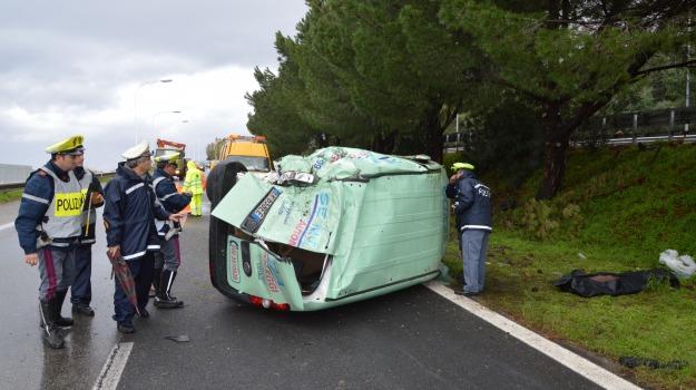 incidente villafranca, Messina, Archivio