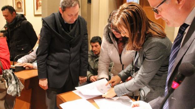 comune rossano, contratti, lsu-lpu, Calabria, Archivio