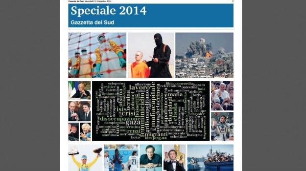 speciale 2014, Messina, Calabria, Archivio