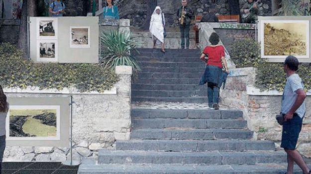 scalinate dell'arte, Messina, Archivio