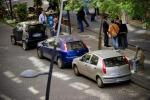 Paola, raid sul lungomare San Francesco: auto vandalizzate