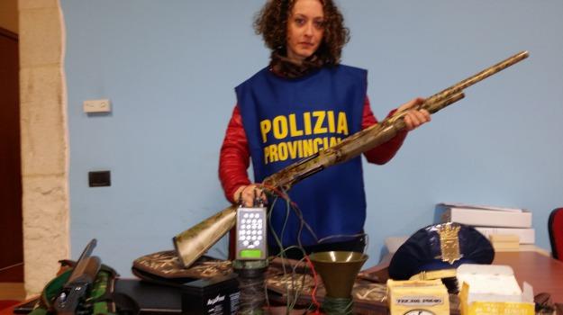 bracconaggio, cassano allo jonio, polizia provinciale cosenza, Calabria, Archivio