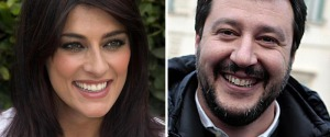 "Elisa Isoardi: ""Io e Matteo Salvini ci frequentiamo"""