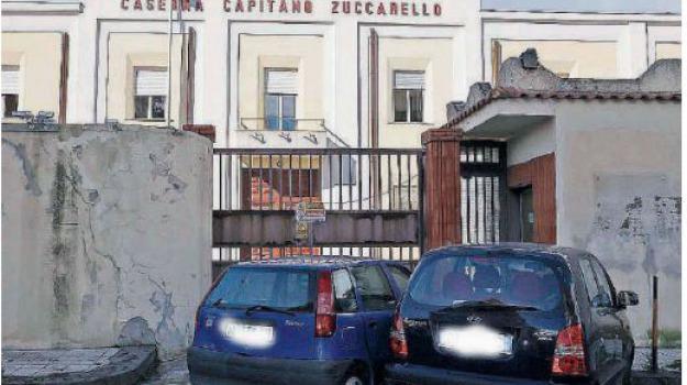 secondo palagiustizia, Messina, Archivio