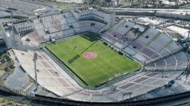 impianti sportivi, Messina, Archivio