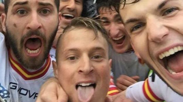 ciciretti selfie, Messina, Sport